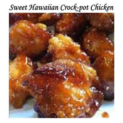 hawaiiancrockpotchicken