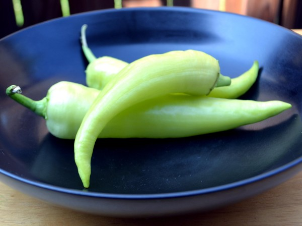 Garden fresh pickled banana peppers no canning vegan - How to can banana peppers from your garden ...